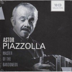 ASTOR PIAZZOLLA - MASTER OF THE BANDONEON