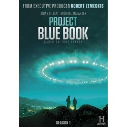 PROJECT BLUE BOOK - 1 SEASON