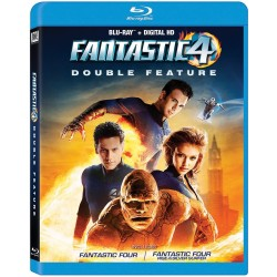 FANTASTIC 4 / FANTASTIC 4 - RISE OF THE SILVER SURFE