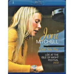 JONI MITCHELL - BOTH SIDES NOW - LIVE AT THE ISLE OF WIGHT FESTIVAL 1970