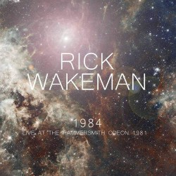 RICK WAKEMAN - LIVE AT THE HAMMERSMITH ODEON 1981