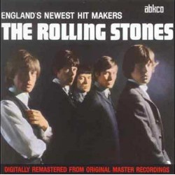 THE ROLLING STONES - ENGLAND IS NEWEST HIT MAKERS