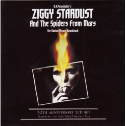 DAVID BOWIE - ZIGGY STARDUST AND THE SPIDER FROM MARS - 30th ANNIVERSARY - SOUNDTRACK