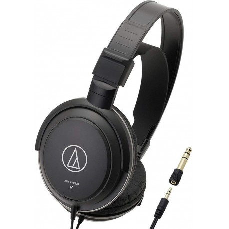 AUDIFONOS - HEADPHONES - AUDIO - TECHNICA