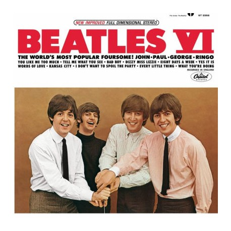 THE BEATLES - BEATLES VI