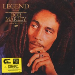 BOB MARLEY - LEGEND - THE BEST OF