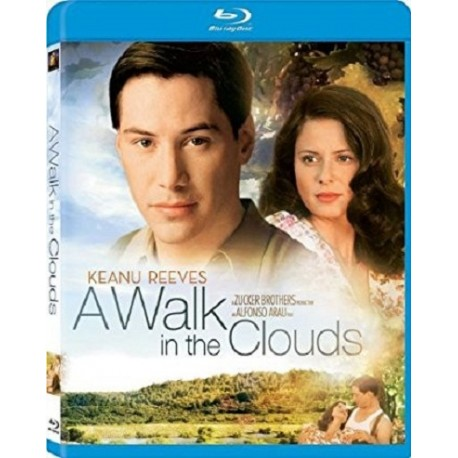 A WALK in the CLOUDS - Blu-ray
