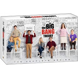 THE BIG BANG THEORY - COMPLETE SERIES - LIMITED EDITION
