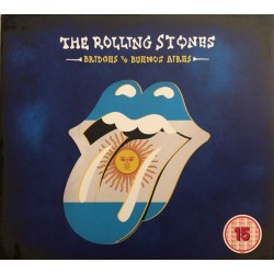 ROLLING STONES - LIVE FROM ARGENTINA