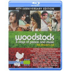 WOODSTOCK - 3 DAYS PEACE AND MUSIC - 40th ANNIVERSARY