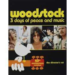 WOODSTOCK - 3 DAYS PEACE MUSIC - 40th ANNIVERSARY