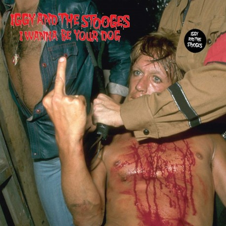 IGGY POP AND THE STOOGES - I WANNA BE YOUR DOG