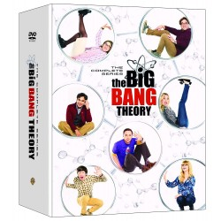 THE BIG BANG THEORY - COMPLETE SERIES