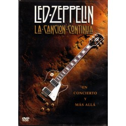 LED ZEPPELIN - LA CANCION CONTINUA