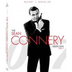 BOND 007 - THE SEAN CONNERY COLLECTION - VOL 1