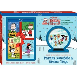 HOLIDAY SNOOPY COLLECTION + DVD