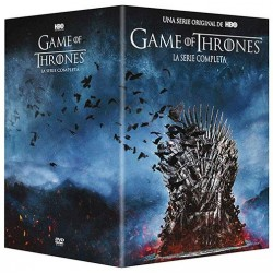 GAME OF THRONES - LA SERIE COMPLETA