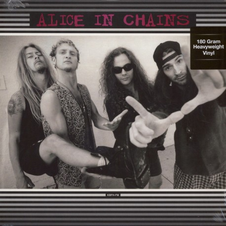 ALICE IN CHAINS - LIVE OAKLAND 1992