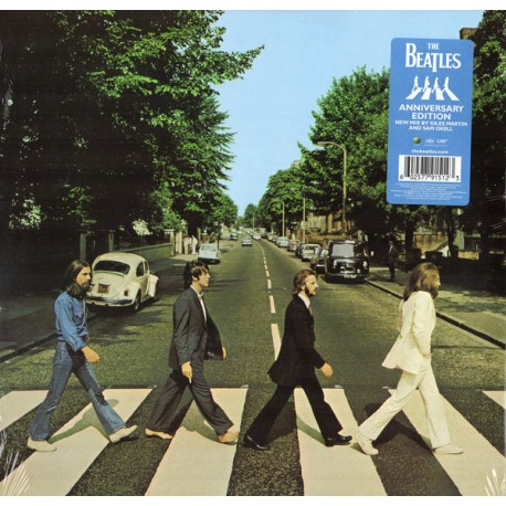 THE BEATLES - ABBEY ROAD - ANNIVERSARY EDITION