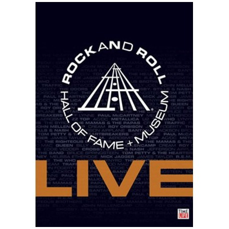 ROCK AND ROLL - HALL OF FAME + MUSEUM - LIVE