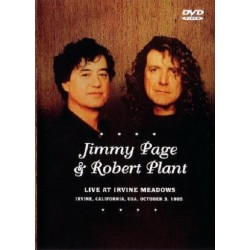 JIMMY PAGE & ROBERT PLANT - LIVE AT IRVINE MEA