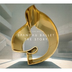 SPANDAU BALLET - THE STORY / THE VERY BEST OF