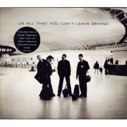 U2 BONO - ALL THAT YOU CANT LEAVE BEHIND