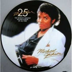 MICHAEL JACKSON - THRILLER: 25TH ANNIVERSARY