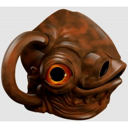 STAR WARS - ADMIRAL ACKBAR - SCULPED MUG