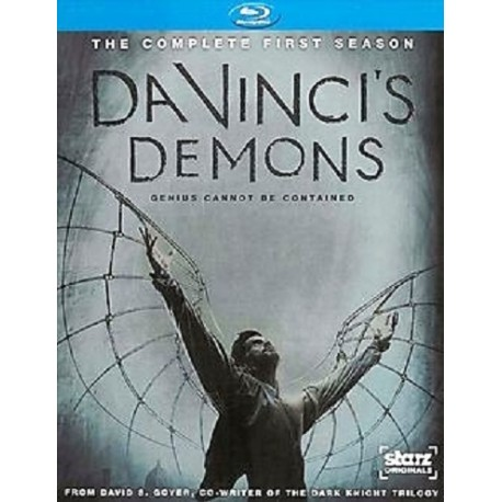 Da Vinci's Demons' Genius Cannot Be Contained - The complete first Season
