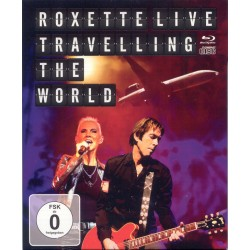 ROXETTE - ROXETTE LIVE TRAVELLING THE WORLD