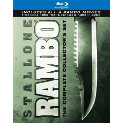 RAMBO - THE COMPLETE COLLECTOR SET