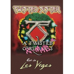 TWISTED SISTER - A TWISTED X-MAS - LIVE IN LAS VEGAS