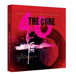 THE CURE - 40 LIVE CURAETION - 25 - ANNIVERSARY