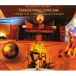 TANGERINE DREAM - THE GATE OF SATURN - LIVE AT THE LOWRY MANCHESTER 2011