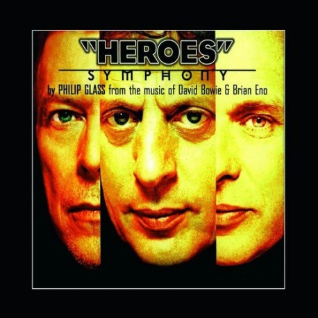 DAVID BOWIE - HEROES PHILIP GLASS SYMPHONY