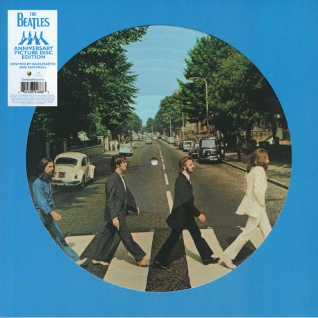 THE BEATLES - ABBEY ROAD - ANNIVERSARY