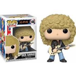 Pop! 148: Def Leppard / Rick Savage