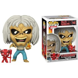IRON MAIDEN POP! 145 / The number of the beast - Eddie