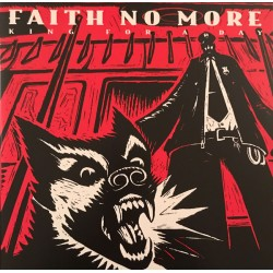 FAITH NO MORE - KING FOR A DAY FOOL FOR A LIFETIME