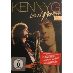 KENNY G - LIVE AT MONTREUX 1987-1988