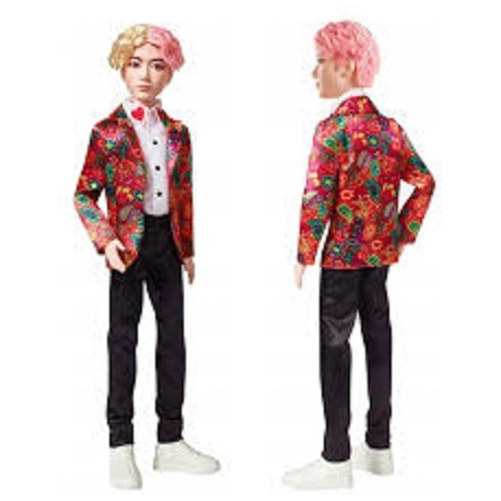 V - BTS - IDOL DOLL