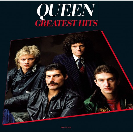 QUEEN - GREATES HITS