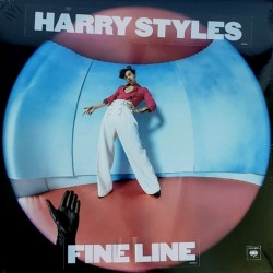 HARRY STYLES - FINE LINE