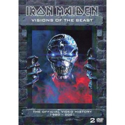 IRON MAIDEN - VISIONS OF BEAST - THE OFFICIAL VIDEO HISTORY 1980-2001