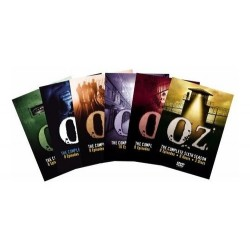 OZ - THE COMPLETE SERIE