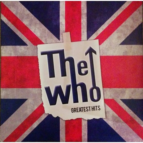 THE WHO - GREATIST HITS