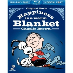 CHARLIE BROWN - HAPPINESS IS A WARM BLANKET