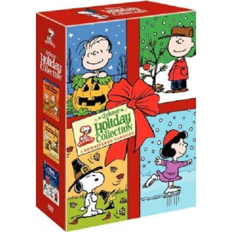 PEANUTS DELUXE HOLIDAY COLLECTION SNOOPY