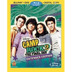 CAMP ROCK - THE FINAL JAM - EXTENDED EDITION